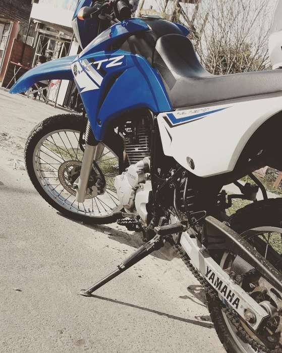 Vendo Yamaha Xtz250 2014
