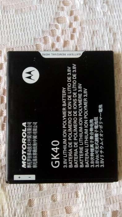 Batería de Moto E4 Original