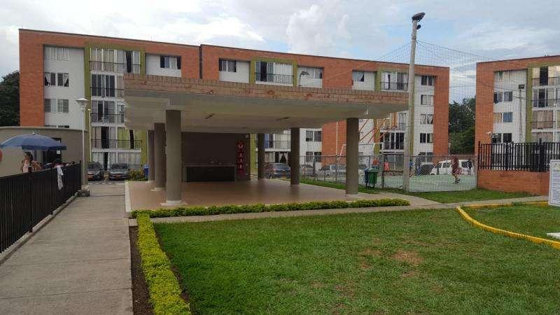 Cod. VBECI-552 <strong>apartamento</strong> En Venta En Cali El Sena