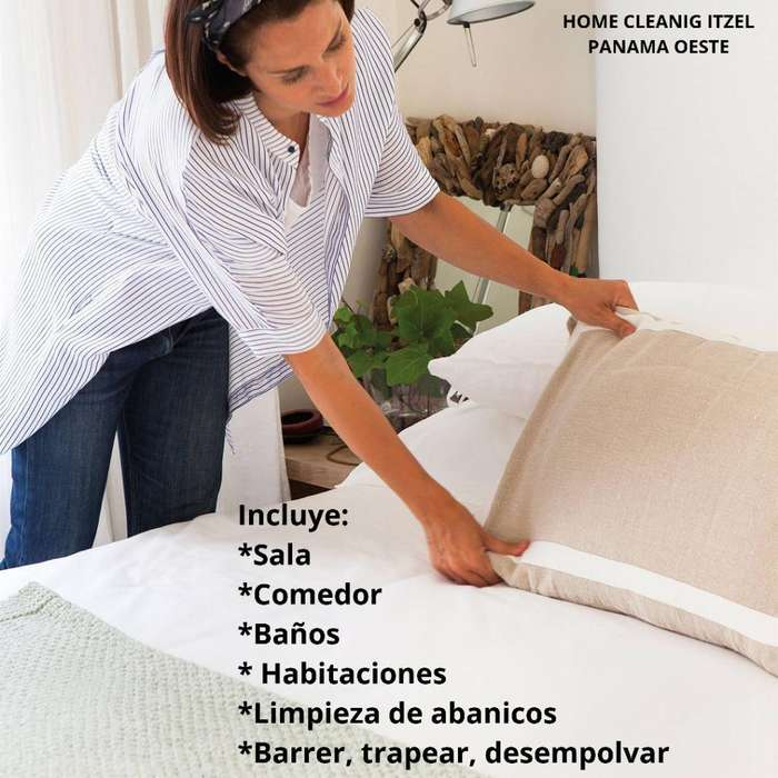 Home Cleaning Itzel