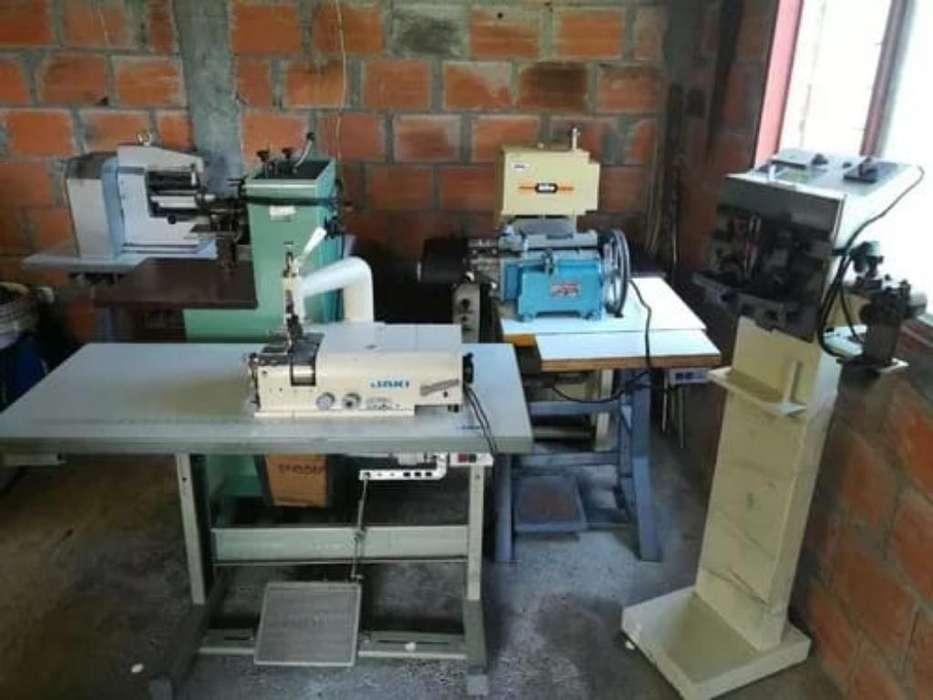 Maquinas Industriales de Marroquineria