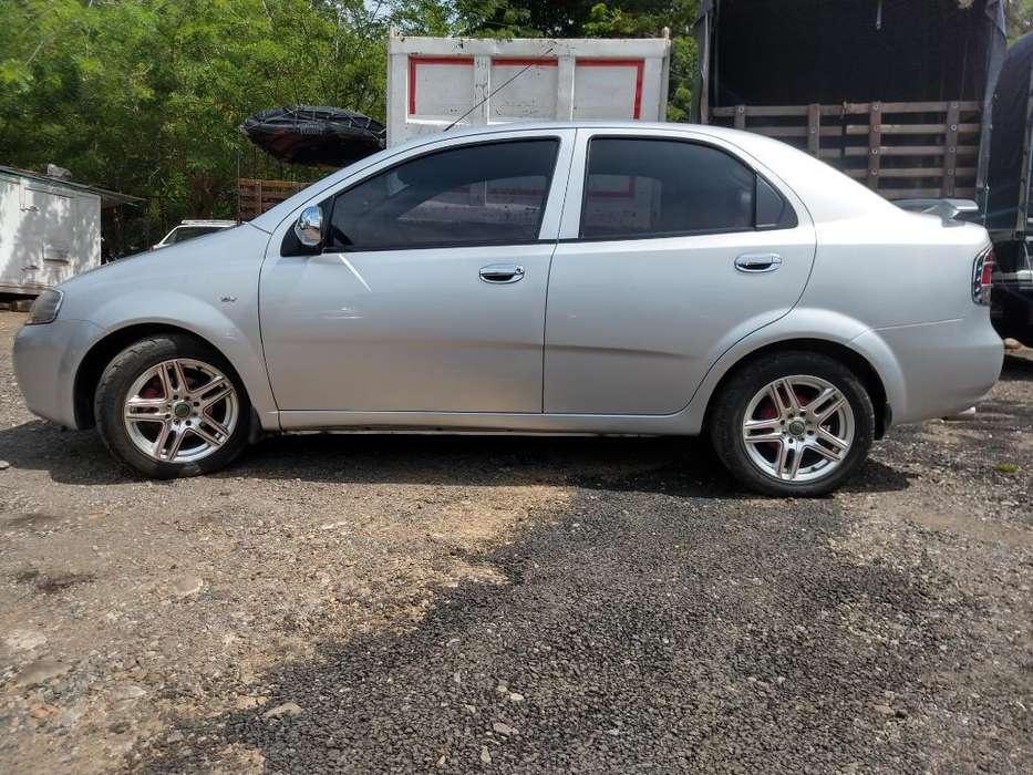 Chevrolet Aveo 2012 - 135000 km