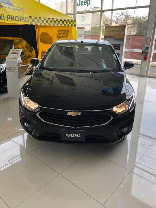 Chevrolet Prisma 2019 - 0 km