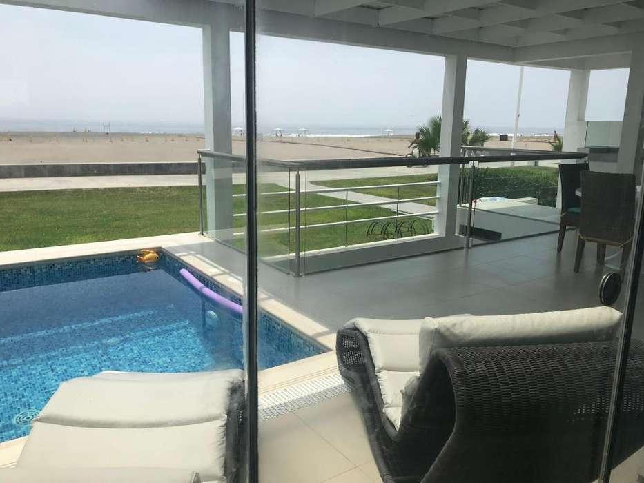 Casa de playa Km 62.5 Condominio Canarias