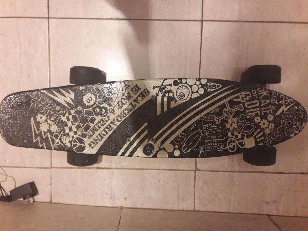Vendo Urgente Skate Electrico Buen Estad