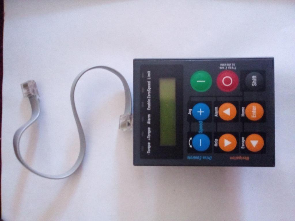 Teclado keypad Panel De Operación Avy2075 Artdrive