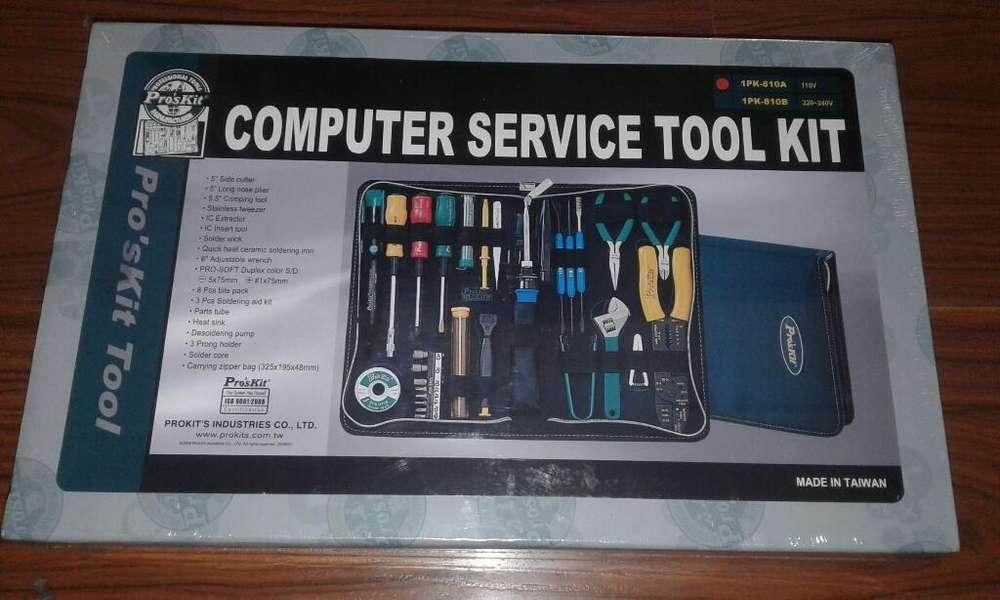 Kit de Reparaciones para Computadoras