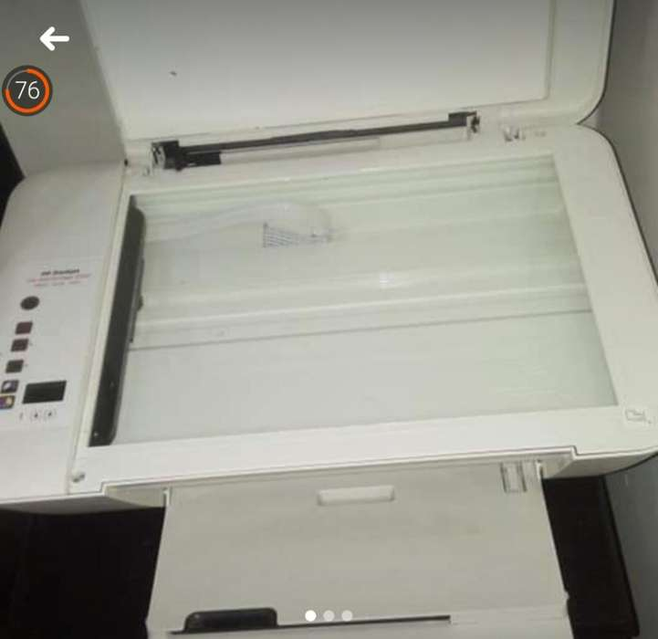 Impresora Hp. 2545