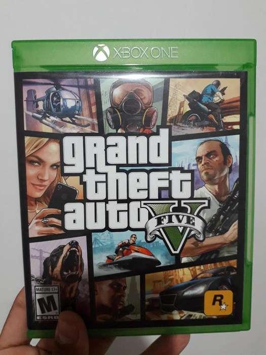 Gta 5 para Xbox One Oferta