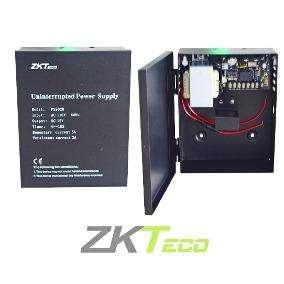 Fuente de poder ZKteco 12v 2A-5A momentaneo Control de accesos