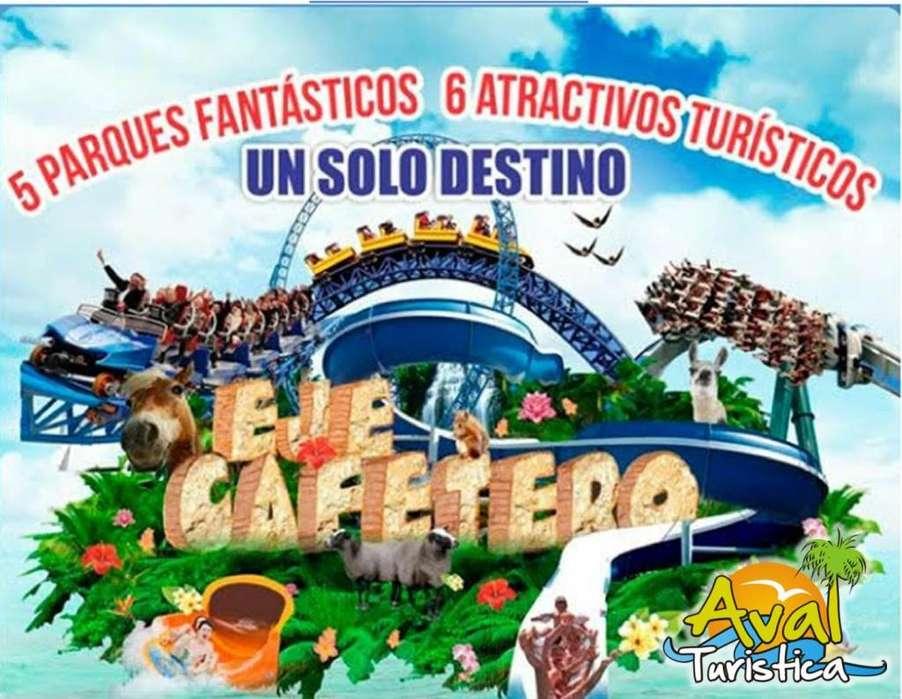 Excursión completa por el EJE CAFETERO Salidas todos los MARTES Y VIERNES 3NOCHES 4 DÍAS