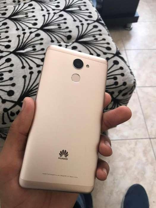 Huawei Y7 Prime No Cambios