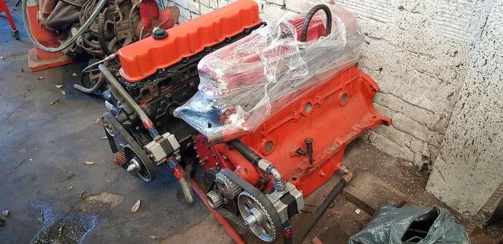 Dodge Motor Carrera