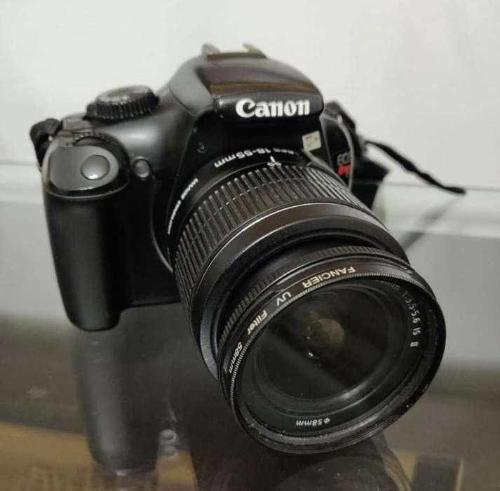 Se vende cámara Canon T3 en Medellín