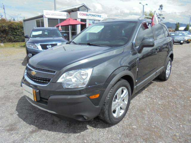 Chevrolet Captiva 2014 - 56600 km