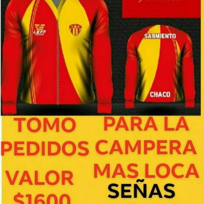 Camisetas de Sarmiento Personslisada