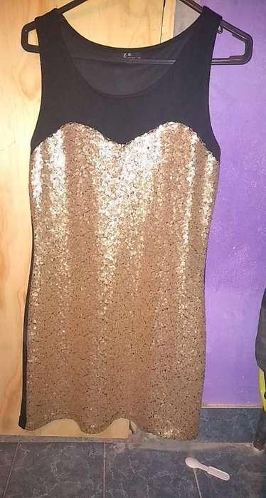 Vestido de Fiesta Talle M Es Hermoso