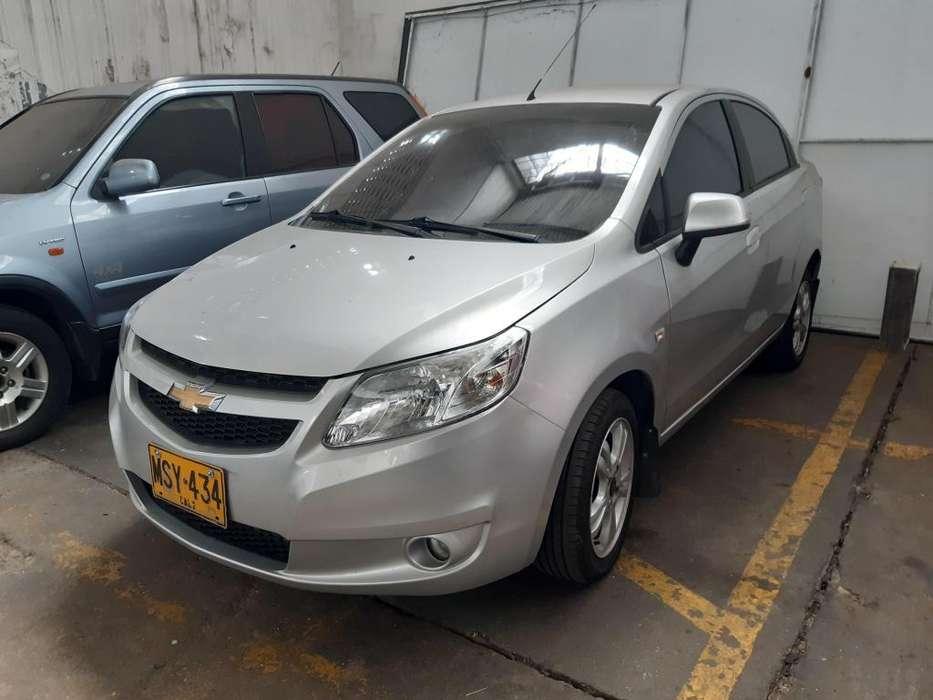 Chevrolet Sail 2013 - 115100 km
