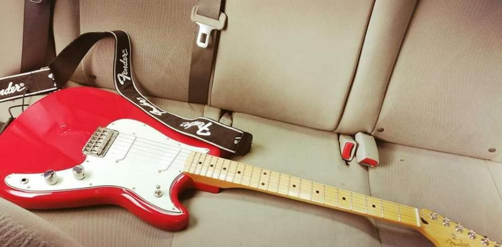 Fender Duo Sonic Mexican Version