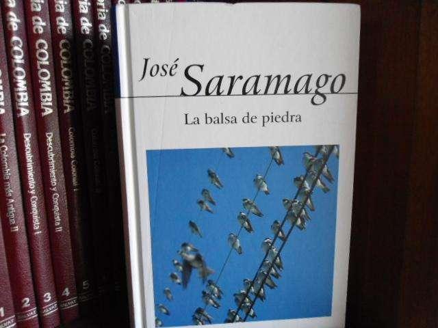 José Saramago: La balsa de piedra