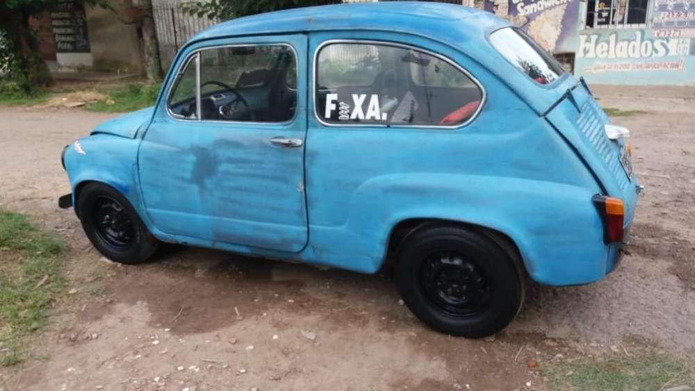 Fiat 600 1970 - 1400000 km