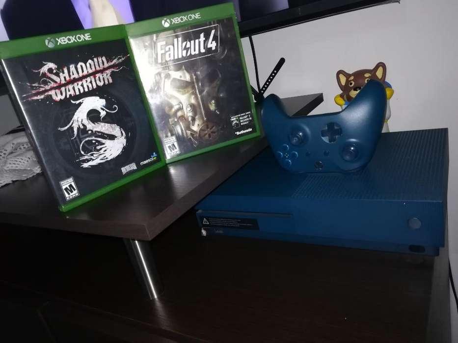 Xbox One S 500gb Edición Especial