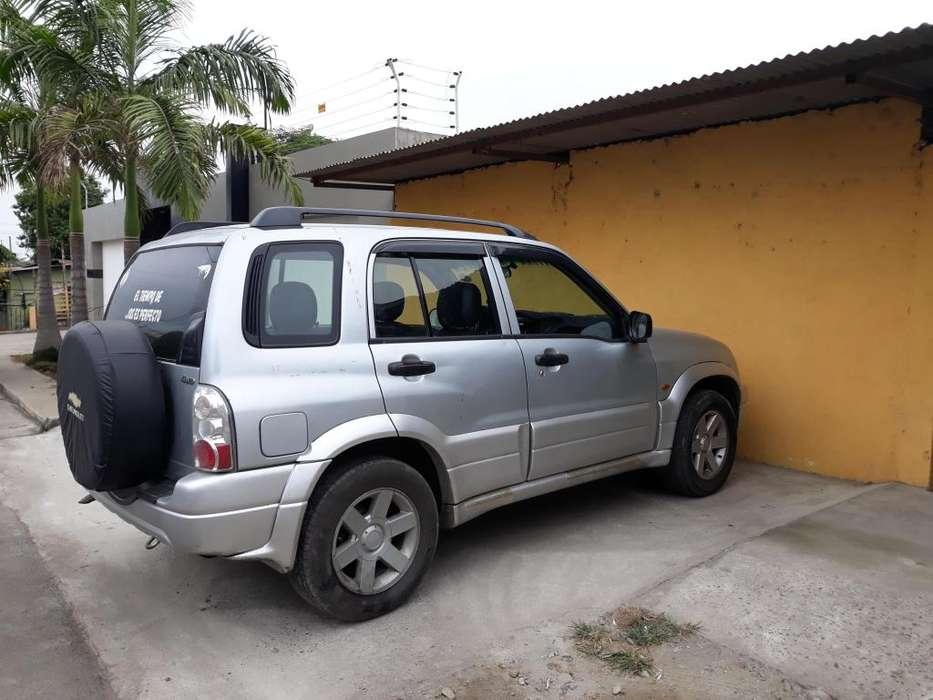 Chevrolet Grand Vitara 2004 - 308500 km