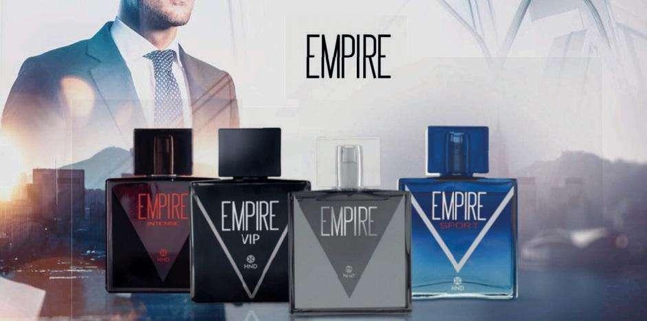 Empire Sport, Vip Perfume Para Hombres Hinode