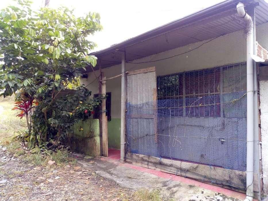 Vendo Casa con Solar