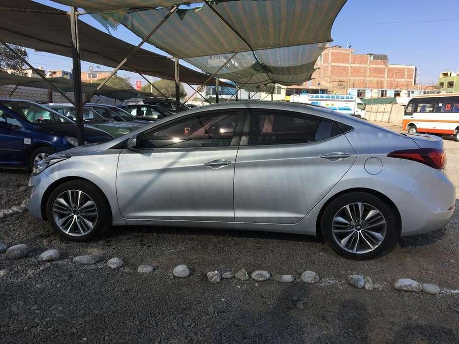 Hyundai Avante 2015 - 39100 km