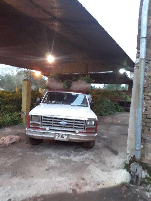 Ford F100 Perkin Caja 4ta Del 350