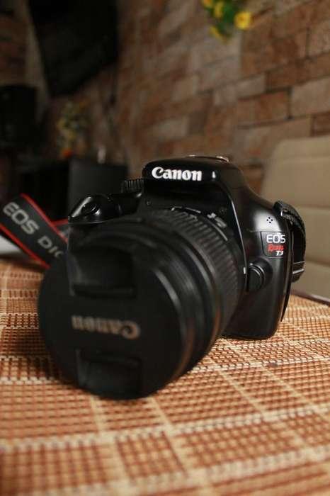 Camara Profesional Canon T3 (1100d)