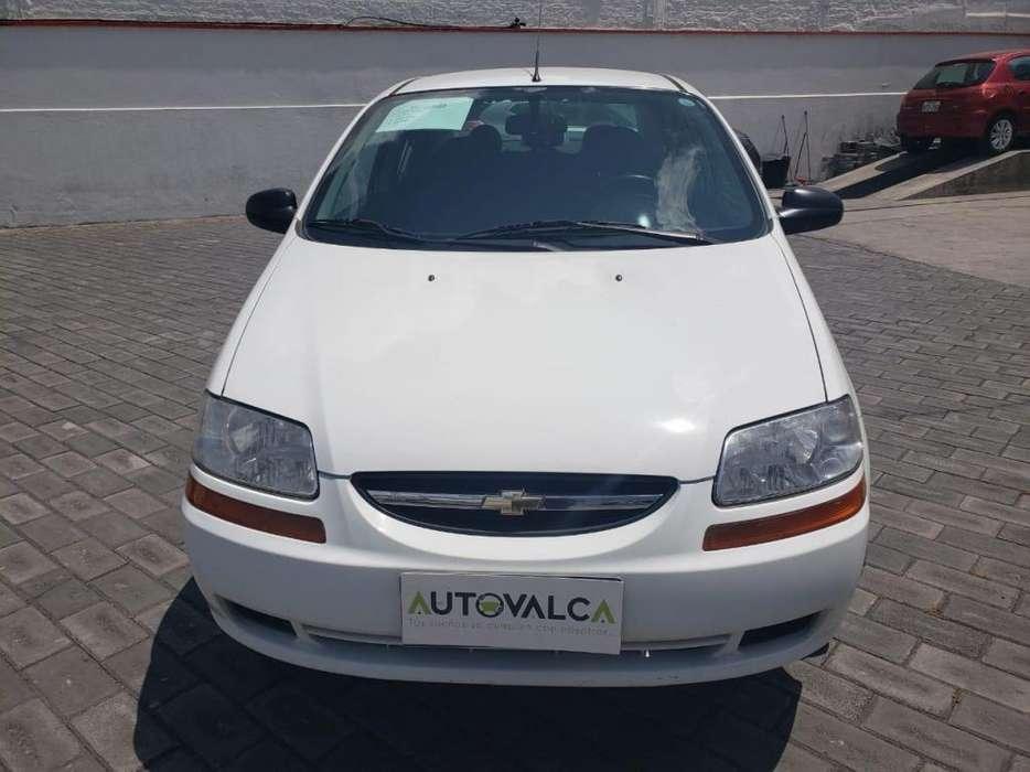Chevrolet Aveo 2015 - 71000 km