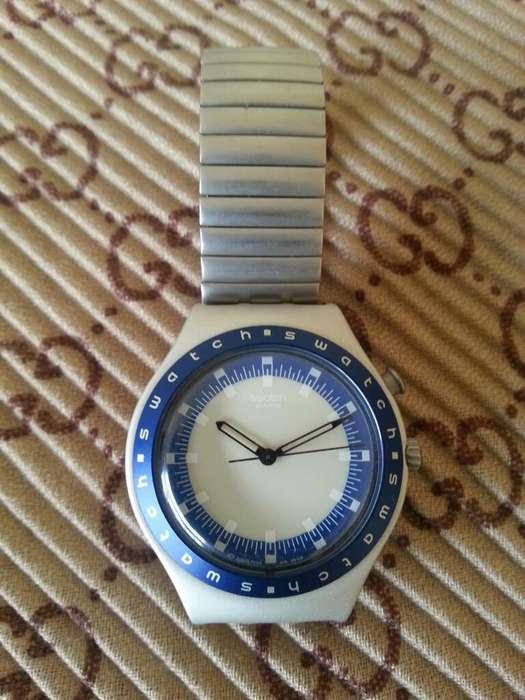 Reloj Swatch Elastico