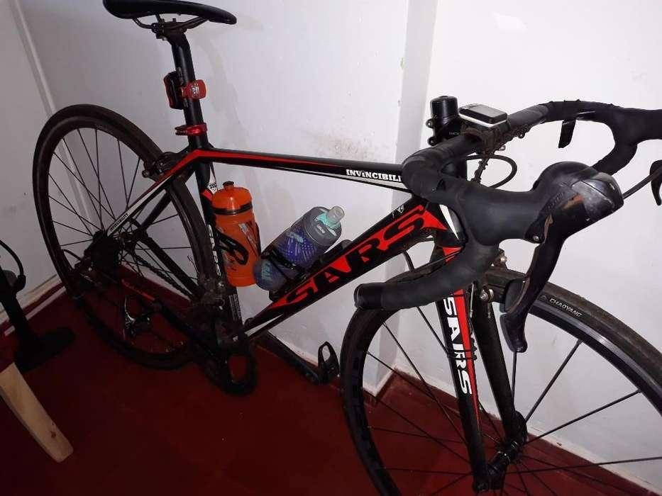 Bicicleta Ruta Sars