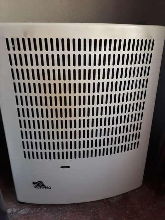 Vendo <strong>calefactor</strong> Tiro Balanceado
