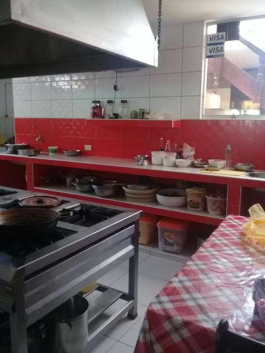 Restaurante en Paracas