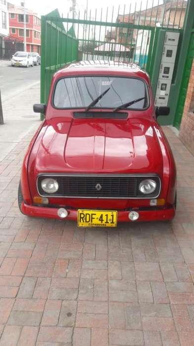 Renault R4  1980 - 3 km