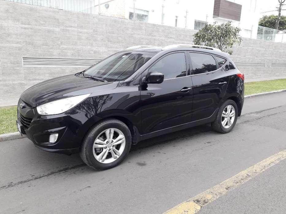 Hyundai Tucson 2011 - 73000 km