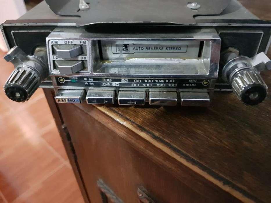 Estereo Fiat 128 Original