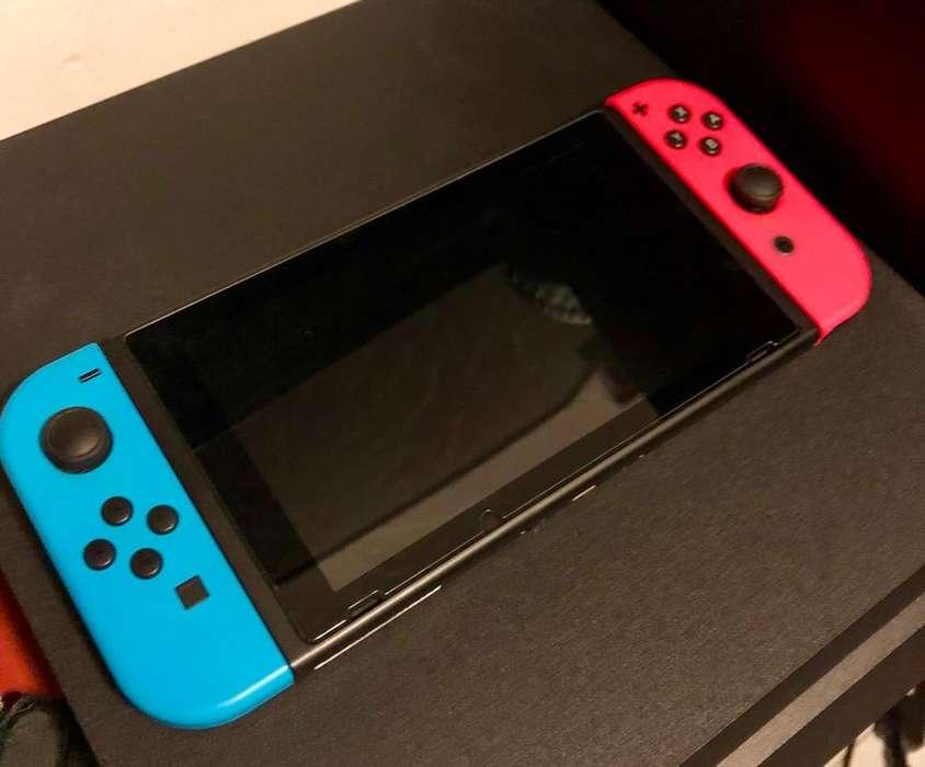 Nintendo Switch Neon Original
