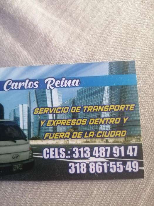 Servicios de Transporte Y Acarreos Chia