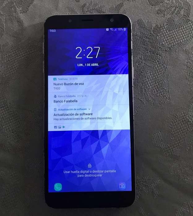 Tarjeta Samsung J6 Doble Sim Legal