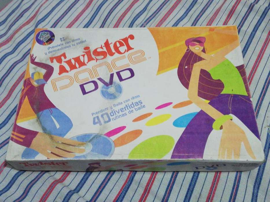 Twister Dance Dvd