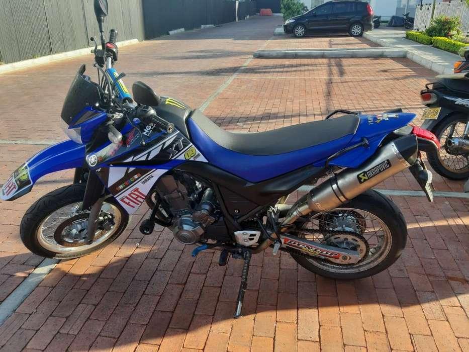Yamaha Xt660 Modelo 2013