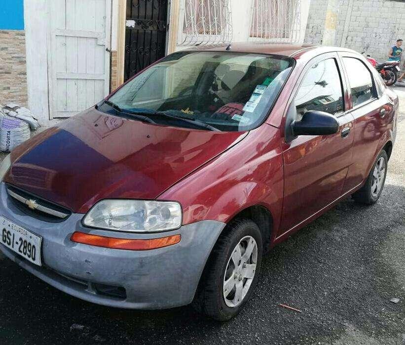 Chevrolet Aveo Family 2013 - 290000 km