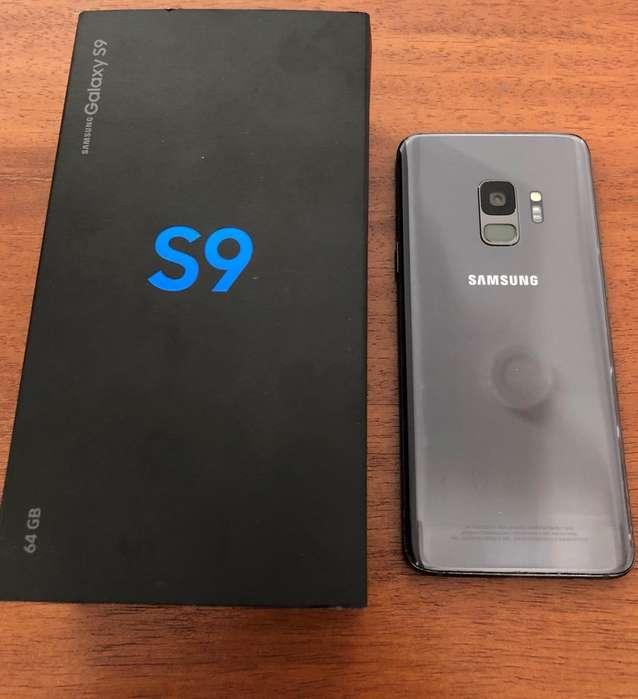 Samsung S9 - Como Nuevo