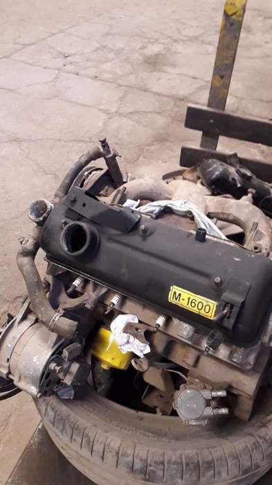 Motor Renault 1.4 Reparado completo