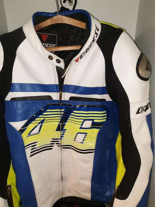 Chompa Dainese Rossi 46 Vr