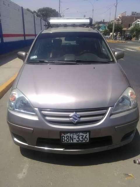 Suzuki Aerio 2005 - 117000 km